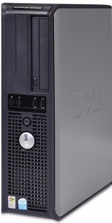 computadoras c2d marcas originales 2.33 / 2.4 ghz,4gb,250gb