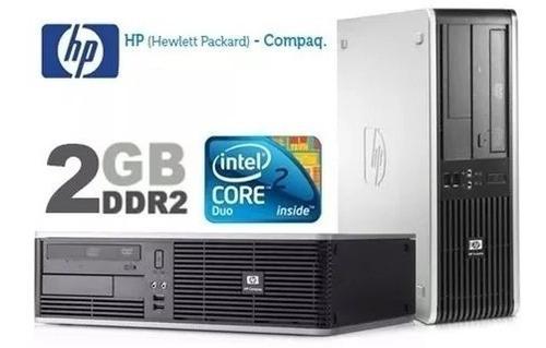 computadoras core 2 duo 2gb ram dd 120/160 gb disponibles
