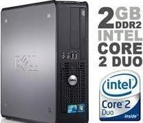 computadoras cpu core 2 duo tienda fisica con mas 10 años