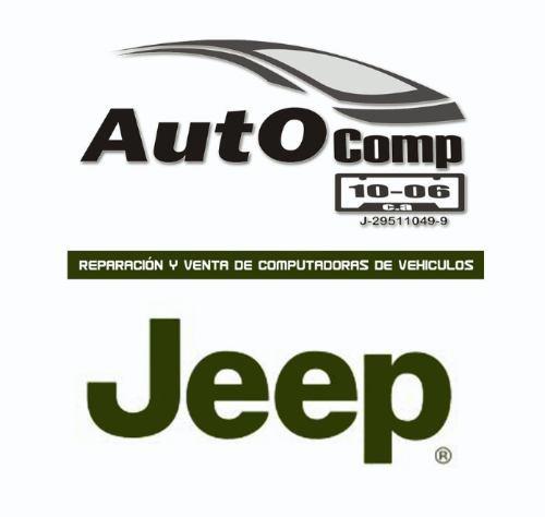 computadoras de jeep modulos abs cluster  tipm wk kk kg etc