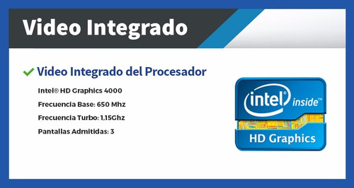 computadoras nuevas c/ monitor pc intel i5 - wifi cd dvd