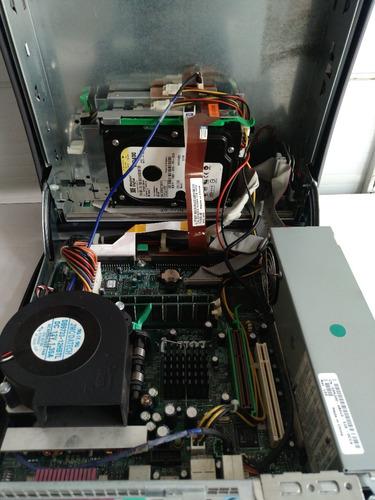 computadoras p4 2.8 ghz 1 gb ram dd 40gb marcas reconocidas
