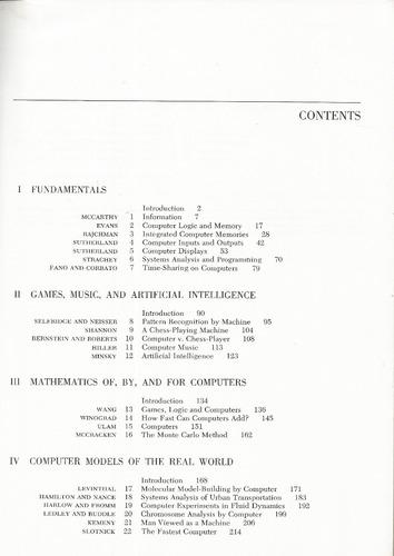 computadoras y computación. artículos de scientific american