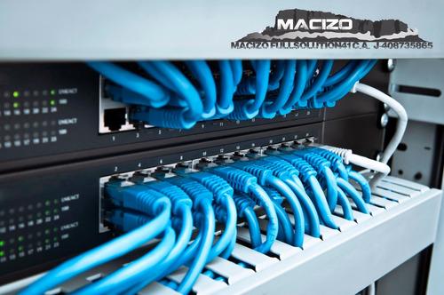 computadoras y redes, servicio técnico