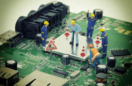 computadores - redes -  reparación a domicilio
