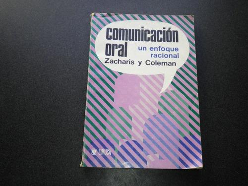 comunicación oral. un enfoque racional