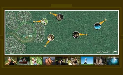 comunidad autosustentable - ethos granja en la selva desde 1 hectárea c1079