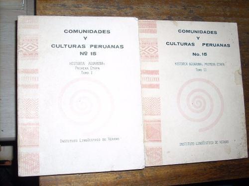 comunidades y culturas peruanas historia aguaruna bilingüe