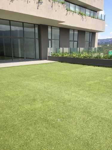 con exclusivo jardín, renta o venta be grand pedregal