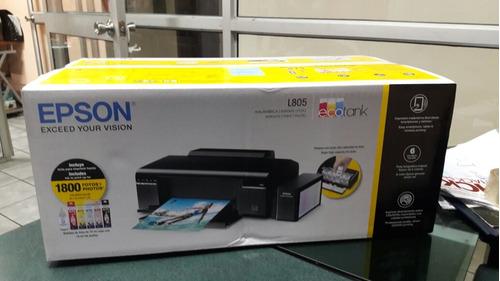 con iva: impresora epson l805