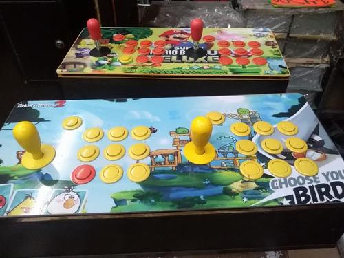 con juegos arcade
