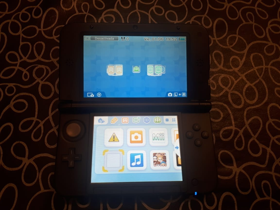 Nintendo 3ds Xl Pokemon Xy Edition Con Pokemon Xy 5 Juegos