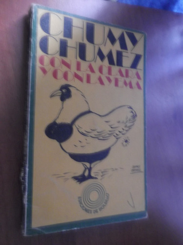 con la clara y con la yema chumy chumez comics
