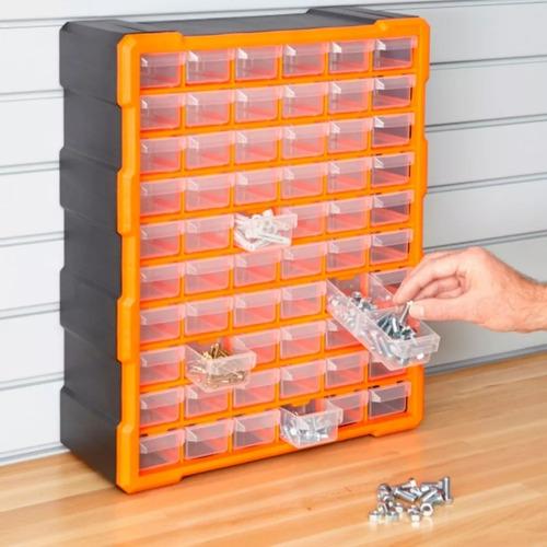 con organizador caja