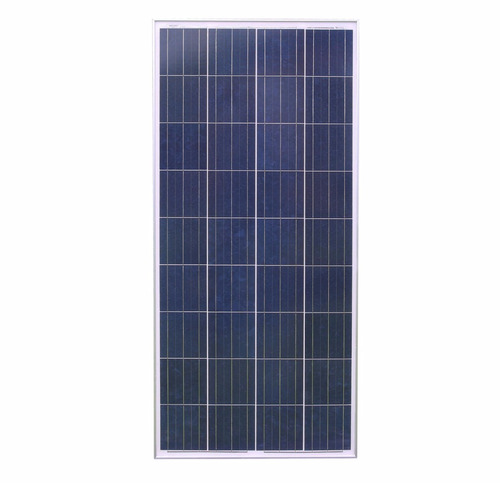 con panel solar