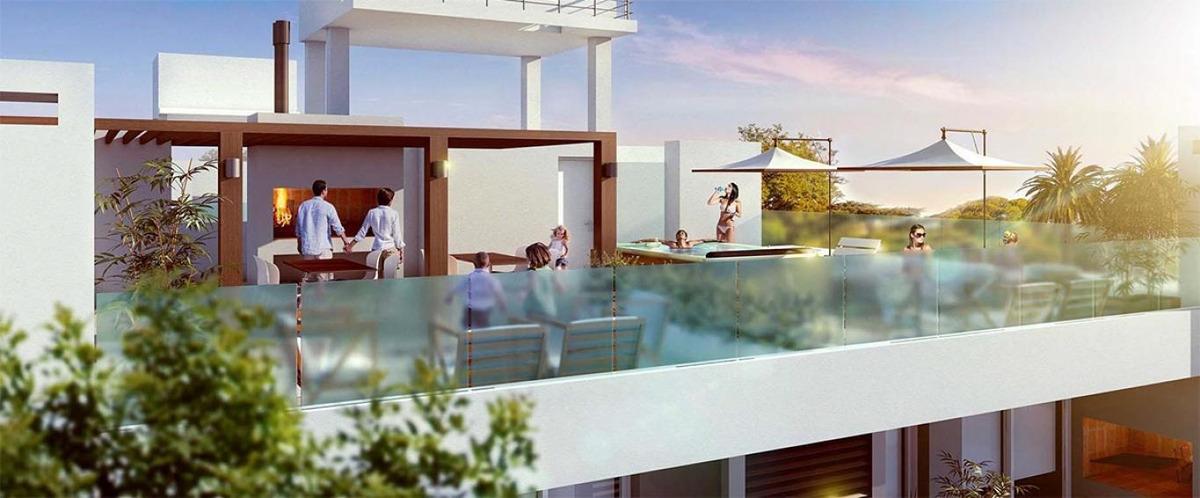 con parrillero y terraza precioso entorno malvín