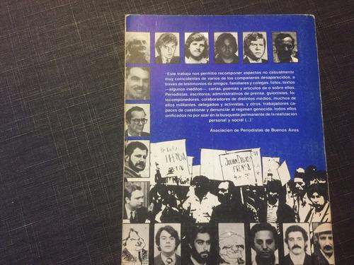 con vida los queremos periodistas desaparecidos