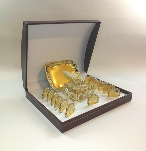 con zirconia oro