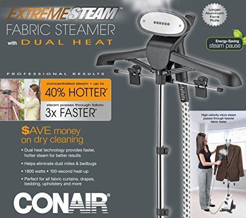 conair gs95 plancha vapor vertical profesional 1800 watts