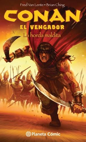 conan el vengador 02(libro acción y aventuras)