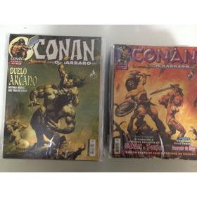 Conan O Bárbaro - Ed. Mythos - Vários Nºs 1-76  Ótimos