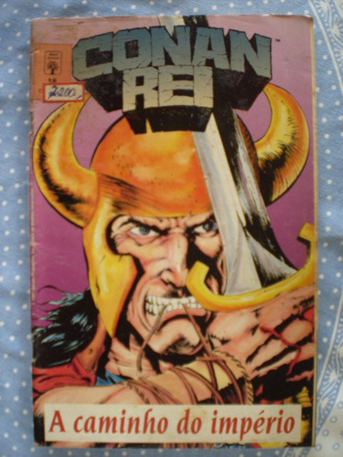 conan rei! vários! editora abril  1990-92! r$ 10,00 cada!