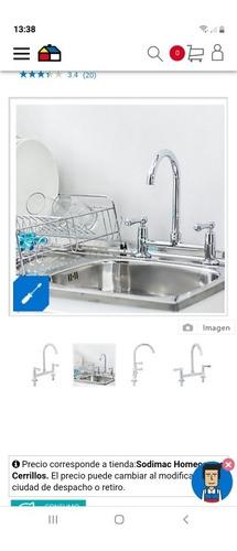 conbinacion para lavaplatos marca fas