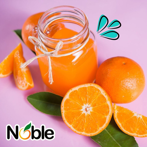 concentrado 0% azúcar de mandarina noble, 12 pzas de 710 ml