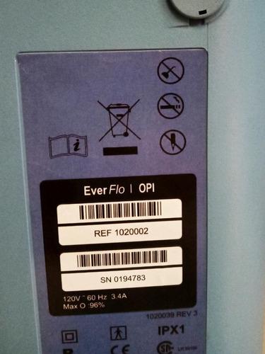 concentrador de oxigeno