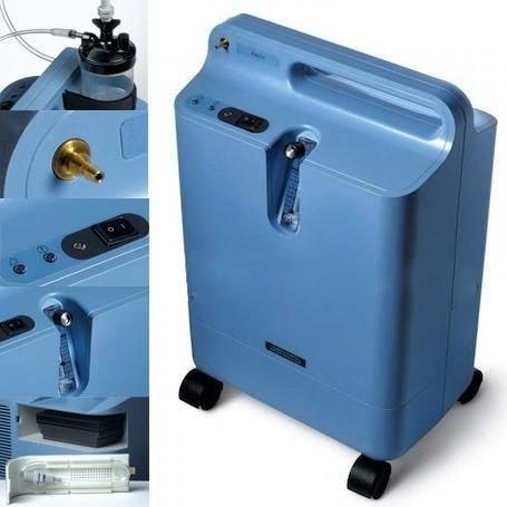 concentrador de oxigeno mantenimiento y reparacion