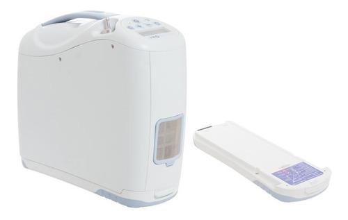 concentrador de oxígeno one g2 con 2 baterias paq2 - inogen