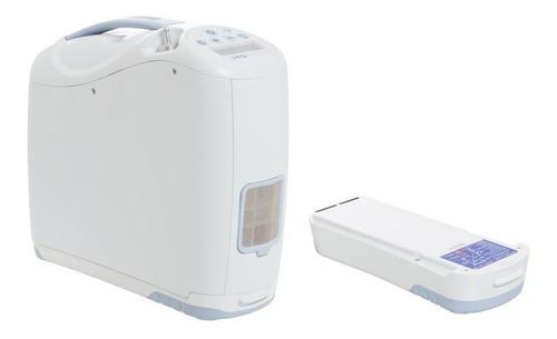 concentrador de oxígeno one g2 con 2 baterias paq3 - inogen