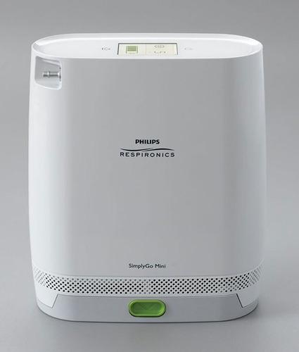 concentrador de oxigeno philips simplygo mini extended demo
