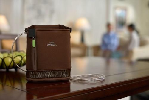 concentrador de oxigeno portatil 5 litros
