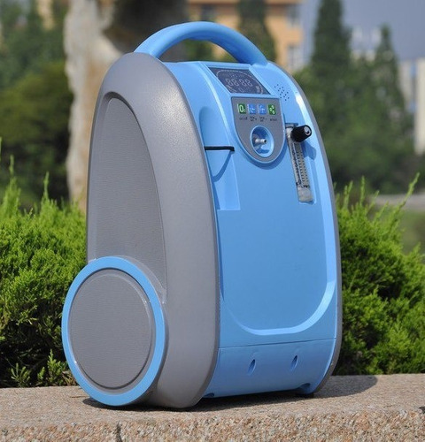 concentrador de oxigeno portátil
