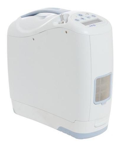 concentrador de oxígeno portatil one g2 plus 5 lts - inogen