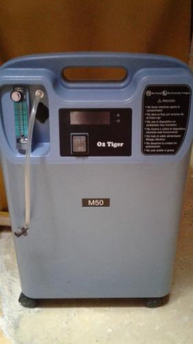 concentrador ligero pequeño de oxigeno  medicinal