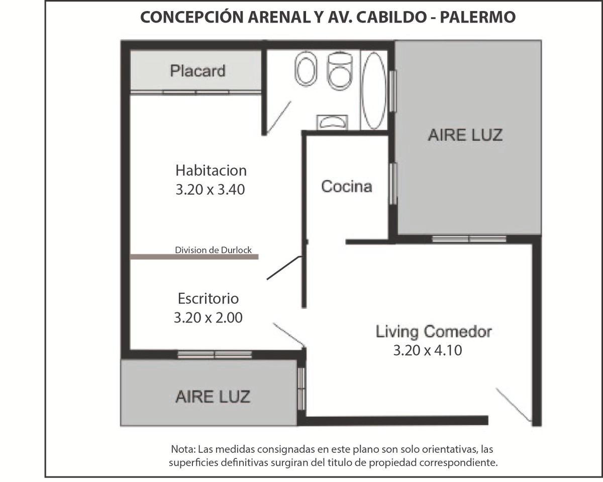 concepción arenal 2400