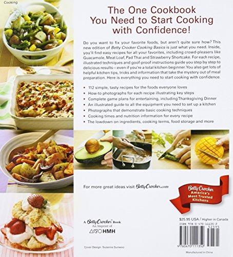 Conceptos bsicos de cocina de betty crocker recetas y 111504 conceptos bsicos de cocina de betty crocker recetas y forumfinder Image collections