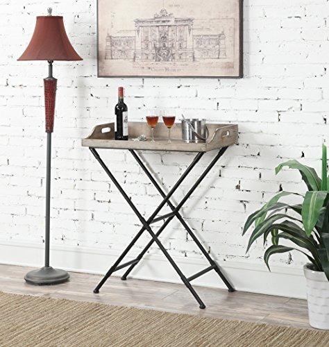 conceptos de conveniencia wyoming mesa plegable consola