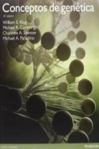 conceptos de genetica 10ed (libro+mylab) william s. klug