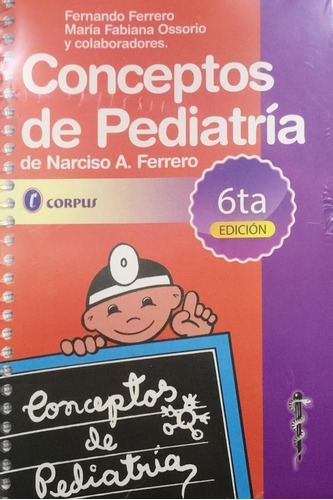 conceptos de pediatria 6 ed ferrero