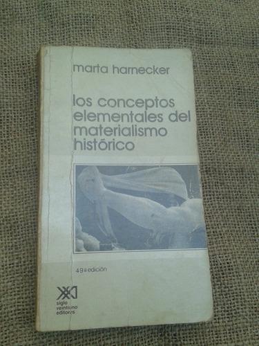 conceptos elementales del materialismo historico harnecker