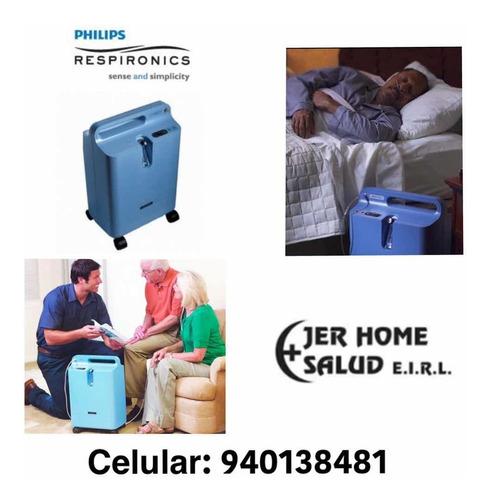 concertador de oxígeno medicinal marca respironics