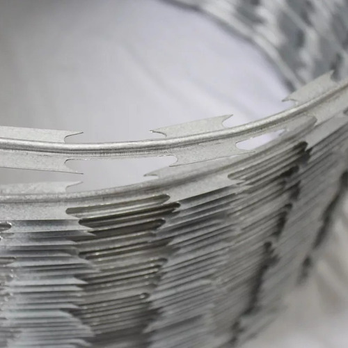 concertina cerca 30 cm kit completo de instalação 10 metros
