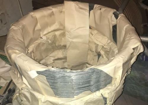 concertina galvanizada de 0.45 x 6mtrs oferta!!!