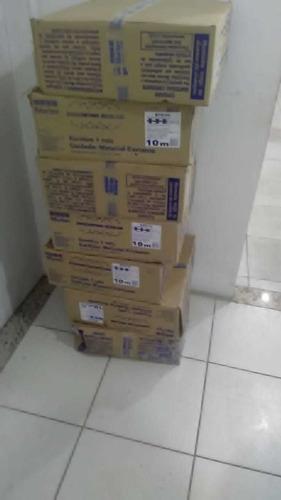 concertina galvanizada instalação