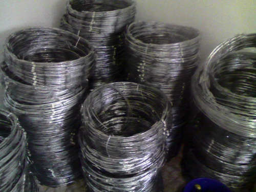 concertinas acero galvanizado 6mts x 45cm
