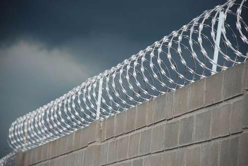 concertinas galvanizada 12 mtrs x 45cm cerco mayor y detal