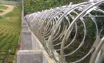 concertinas galvanizadas 6 metros x 45cm de diametro